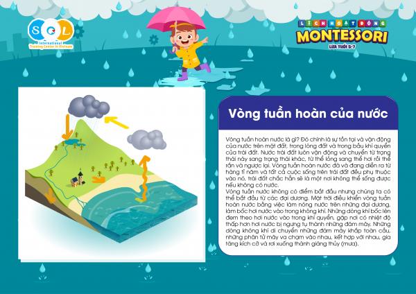 Lịch Montessori 5-7